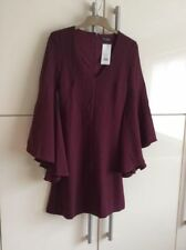 Miss Selfridge Polyester Party Long Sleeve Dresses for Women
