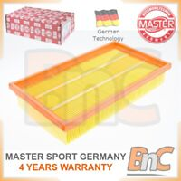 GENUINE MASTER-SPORT GERMANY HEAVY DUTY AIR FILTER FOR FIAT