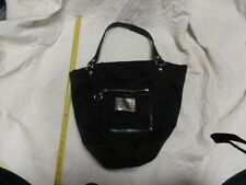 Coach Poppy Bella Signature Extra Large Bag Purse Tote 14569 Black