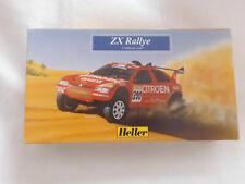 Heller 80191 Citroen ZX Rallye   in 1:43  Neu  OVP siehe Fotos
