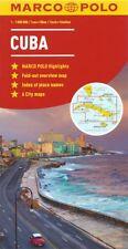 Marco Polo Cuba Map *FREE SHIPPING - NEW*