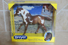 NIB Breyer Van Gogh #1775 son of Picasso paint pinto mustang retired horse