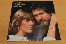 Johnny Duncan And Janie Fricke - Nice 'n' Easy - Vinyl LP Album - CBS 85111
