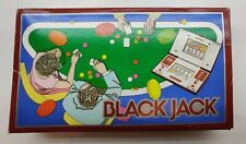 RARE Nintendo Game & Watch Black Jack BJ-60 1985 with Box and Materials