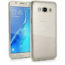 For Samsung Galaxy J5 Case Clear Gel Cover Glass Screen Protector & Stylus Pen
