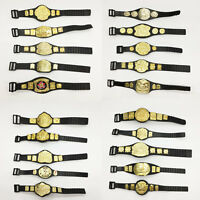 10pcs WWE UFC Championship Toy Belt For 7 inch Action Figure Heavyweight gold