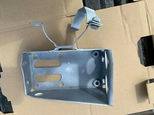 TRIUMPH TR3 BRAKE AND CLUTCH PEDAL BOX ASSEMBLY
