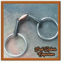 Horse Bit Sweet Iron French Link Snaffle Bit 13.5cm HUNTER FULL Warmblood