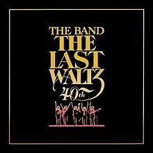 The Band - The Last Waltz (40th Anniversary Deluxe Edition) (NEW 4CD+BLU-RAY)