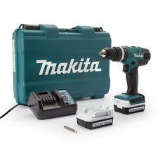MAKITA trapano avvitatore a batteria litio con percussione 14,4V 1,5AH HP347DWE