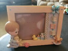 Precious Moments JESUS Loves Me Picture Frame Boy