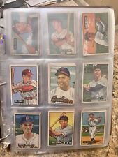 1951 Bowman Set Break - Pick Your Player - All VG+-EX - NO Creases