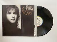 Melissa Etheridge Brave and Crazy Vinyl Album Record LPVG