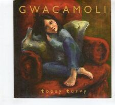 (HD800) Gwacamoli, Topsy Turvy - 2000 CD
