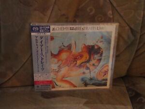 Dire Straits - Alchemy-Japan -SACD - Neu & OVP