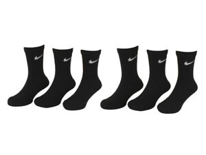 Nike Little Boy's 6-Pairs Young Athletes Crew Socks
