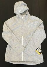 NWT New Under Armour Womens UA Surge Windbreaker Storm3 Hooded Jacket Medium
