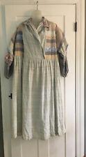 Handmade Medieval Renaissance Saxon Peasant Dress Stage Reenactment Costume Xxl