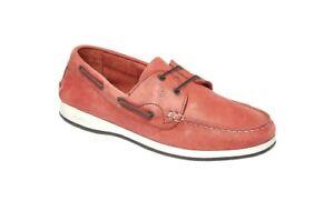 Dubarry Pacific X LT Lightweight Fast Dry Deck Shoe Terracotta 3731