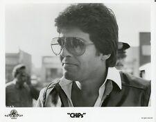 ERIK ESTRADA AS PONCH PORTRAIT CHIPS ORIGINAL 1979 NBC TV PHOTO