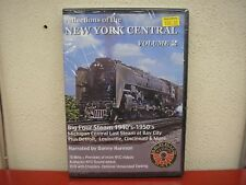 Reflections Of The New York Central Volume 2 Dvd Herron Rail Video Big Four
