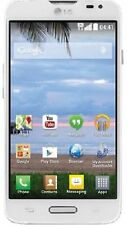 LG Ultimate 2 White Android Prepaid Tracfone with Triple ( 3x ) Minutes for Life