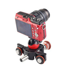 Electric remote control photography Autodolly for camera Video Track Slider
