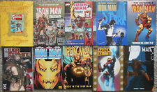 IRON MAN (10) Graphic Novel MARVEL MASTERWORKS Tales of Suspense US WAR MACHINE