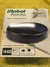 USED, Roomba iRobot 440 Vacuum Cleaning Robot F01