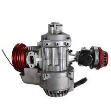 2 Stroke Pull Start Engine Motor for 49/47/50cc Pocket Quad Dirt Bike ATV Gokart