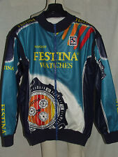 MAGLIA BICI GIACCA JACKET PILE SINTETICO CICLISMO SHIRT FESTINA SIBILLE tg. XXL