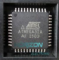 5PCS IC ATmega32A-AU ATmega32A MCU, 8BIT TQFP44 good quality