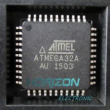 5PCS IC ATmega32A-AU ATmega32A MCU, 8BIT TQFP44 Good Quality Top