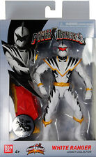 Power Rangers Dino Thunder ~ White Ranger Legacy Action Figure ~ Mmpr Morphin