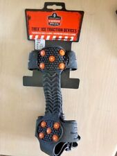 Ergodyne 6310 Trex Large Ice Traction Devices Adjustable Ice Cleats One Pair