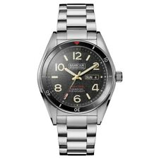 Barbour International Unisex Watch Kenton BB054SL Stainless Steel