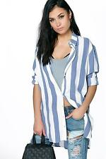 Boohoo Polyester Casual Tops & Shirts for Women