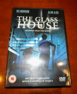 DVD   THE GLASS HOUSE