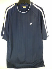 Nike Blue Lined Shirt size Adult L Large RN 56323 CA 05553