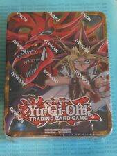Yu-gi-oh Yugi & Slifer the Sky Dragon Mega-Tin 2016 BNIB Sealed New