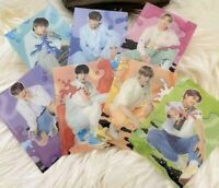 BTS MAP OF THE SOUL: 7 - THE JOURNEY - Clear Photo Card Universal Music Limitd