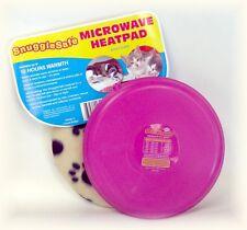 Snugglesafe Microwave Heatpad keeps pets cosy,human,kitten,puppy,cat