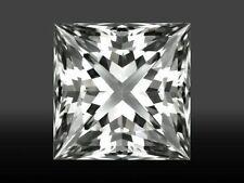 Natural Loose Diamond Princess Cut White Color SI1 Clarity 1.80 MM 5 Pcs Lot K05