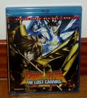 SAINT SEIYA-LOS CABALLEROS DEL ZODIACO-THE LOST CANVAS 2º-COMBO BLURAY+DVD-VOL.3