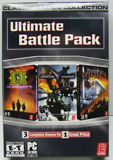 ULTIMATE BATTLE PACK 101st AIRBORNE APACHE HAVOC WARRIOIR KING NEW IN SEALED BOX