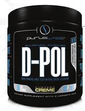 Purus Labs D-POL Nitric Oxide Powder BOOST  TESTOSTERONE 30 Serves CUSTARD CREME
