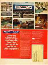 1969 vintage ad for Eagle Army-Navy Discount Stores  -010712