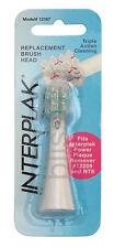 Interplak Replacement Brush Heads 12167 Green 12209 NT8W NT7CS DPI6 DP16 12168