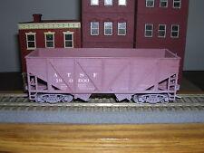 Accurail #2701 Santa Fe 55 Ton 2-Bay Hopper Car #180600 Weathered