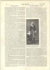 1899 Gen Sir Redvers Buller On Horseback Surrender At Nicholsons Nek